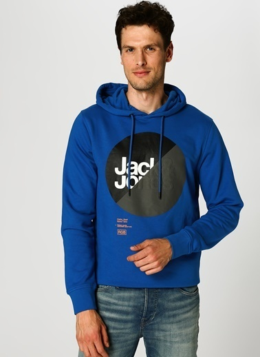Jack & Jones Sweatshirt Mavi